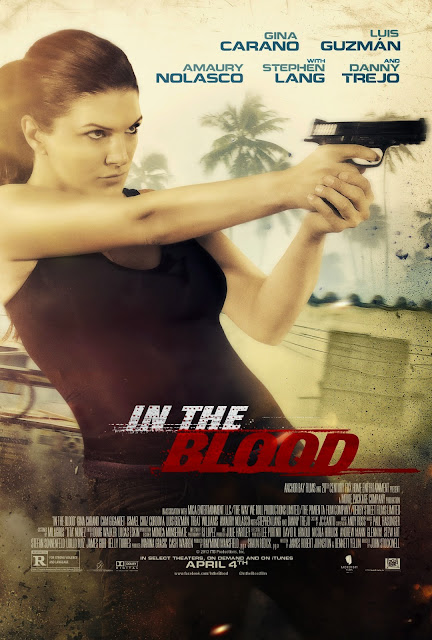 In The Blood Movie Gina Carano Gina Carano Weigh In T...