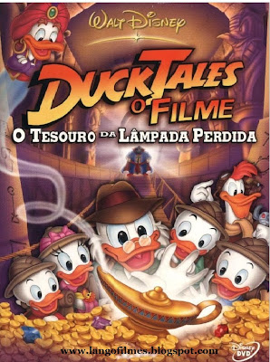 Capa - DuckTales - O Filme