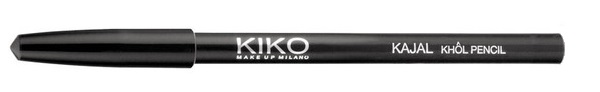 KIKO Kajal Pencil Review