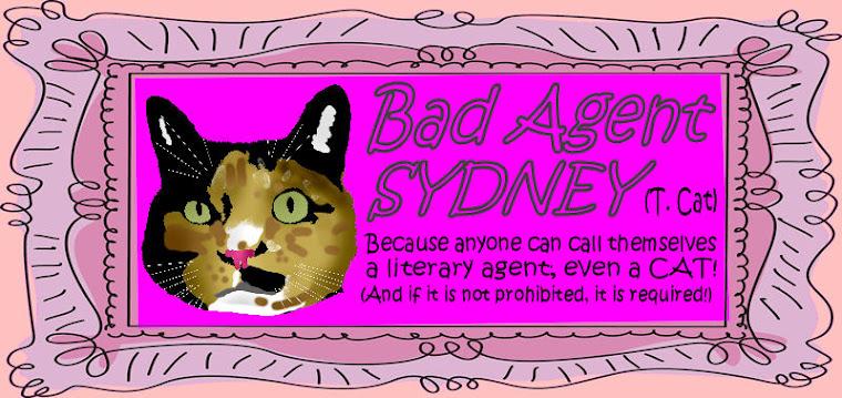 Bad Agent Sydney T. Cat