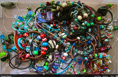 Lesley Watt recycling old designs into new jewellery creations