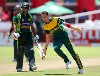 Pakistan tour South Africa 2nd ODI, Pak vs SA scores 2013,
