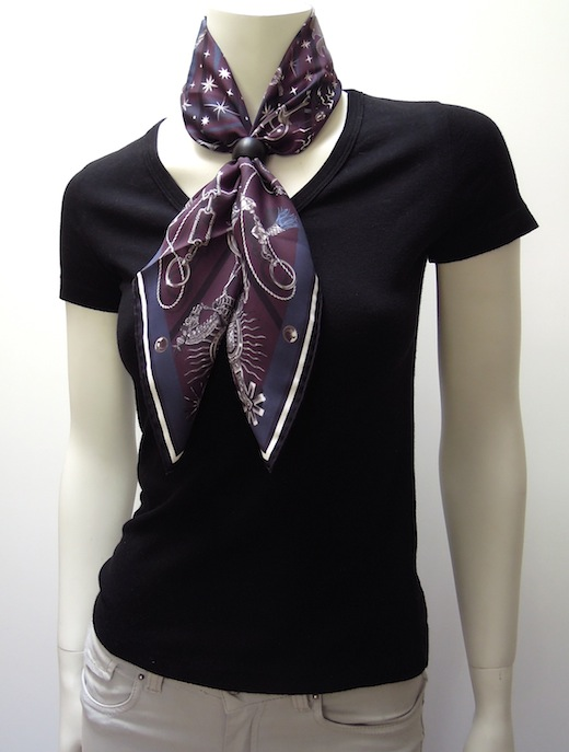 Maitai S Picture Book Anneau Infinity Scarf Ring