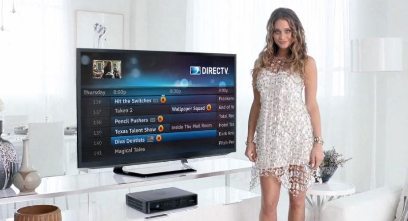 Direct TV Genie Girl Hannah Davis