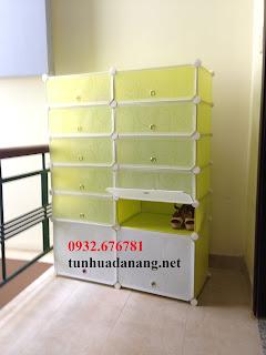 Tủ ghép đa năng, tủ ghép thông minh, tủ nhựa lắp ráp