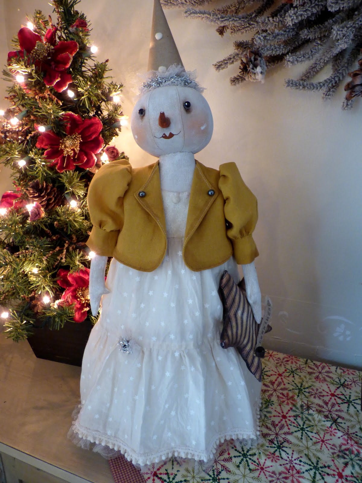 Wynter Snow Lady