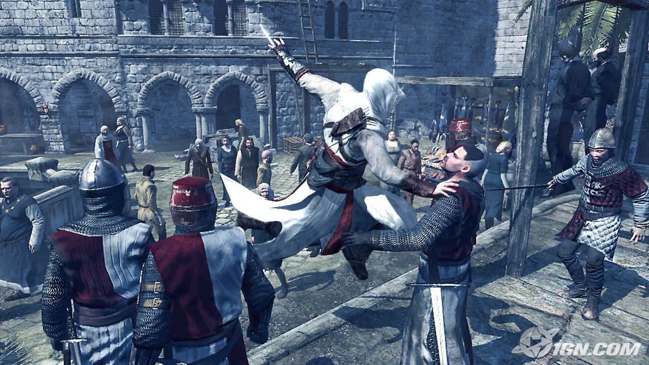 Assassin's Creed Cheats (XBOX