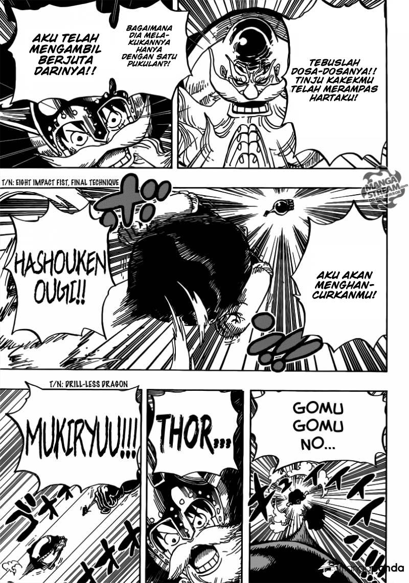 Komik one piece 719 - buka don chinjao 720 Indonesia one piece 719 - buka don chinjao Terbaru 14|Baca Manga Komik Indonesia|Mangacan