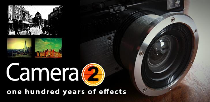 Camera 2 v2.5.0 Android Full Apk İndir