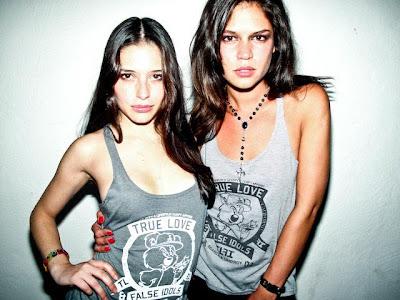 True Love &  False idols t shirt