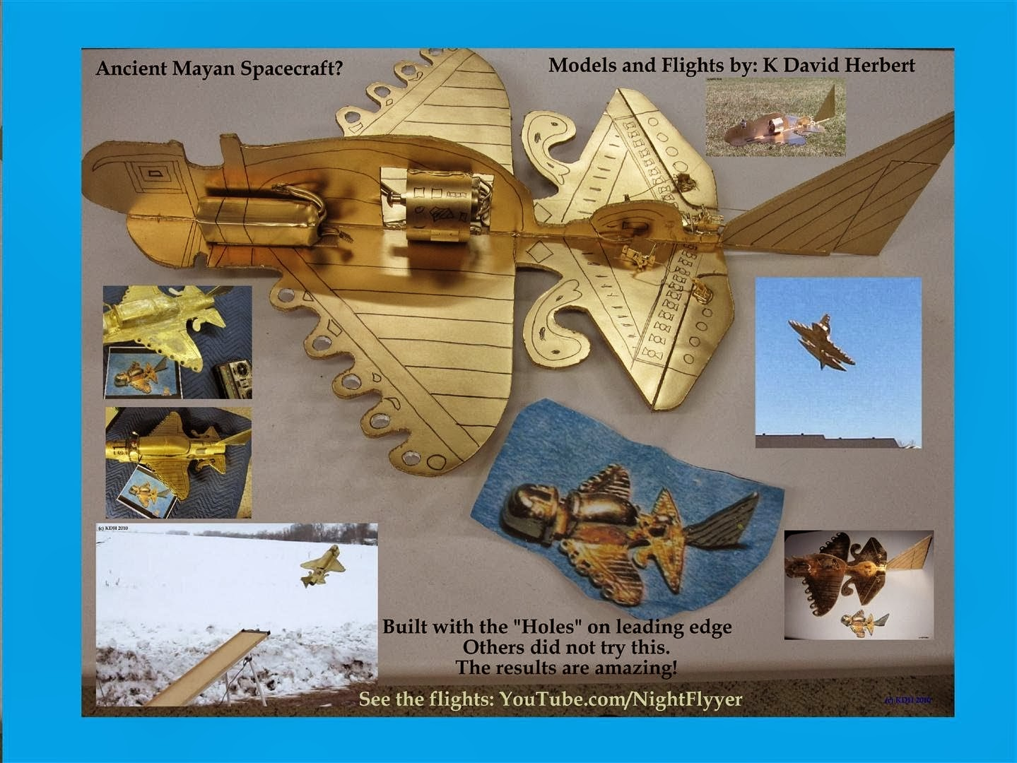 Ancient Model Aircraft