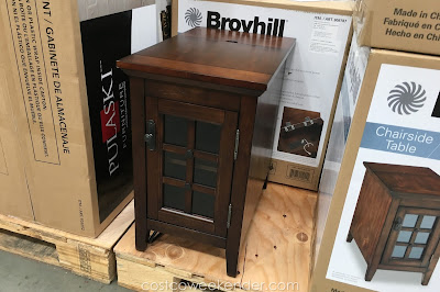Broyhill Chairside Table: great as an end table or nightstand