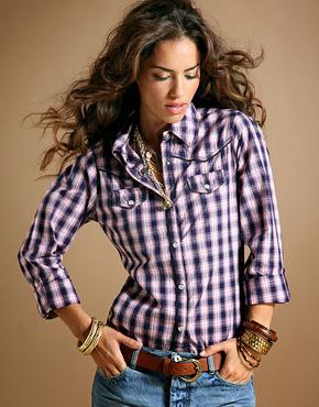 Yeni Moda Kışlık Bayan Gömlekleri