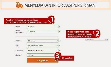 Cara Belanja Online Di Lazada