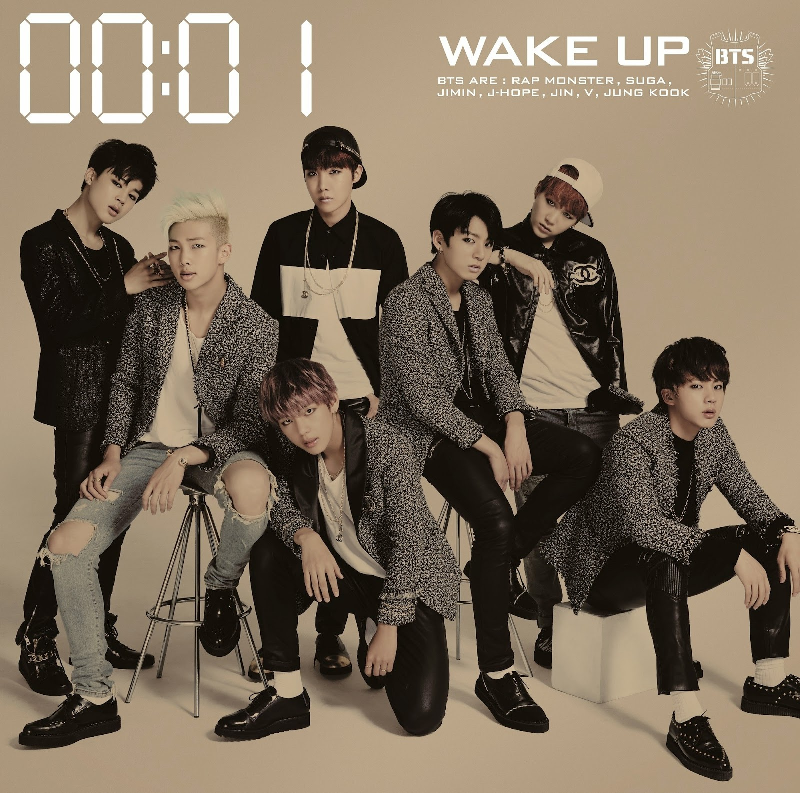 download full album mp3 bangtan boys bts wake up japanese album hq