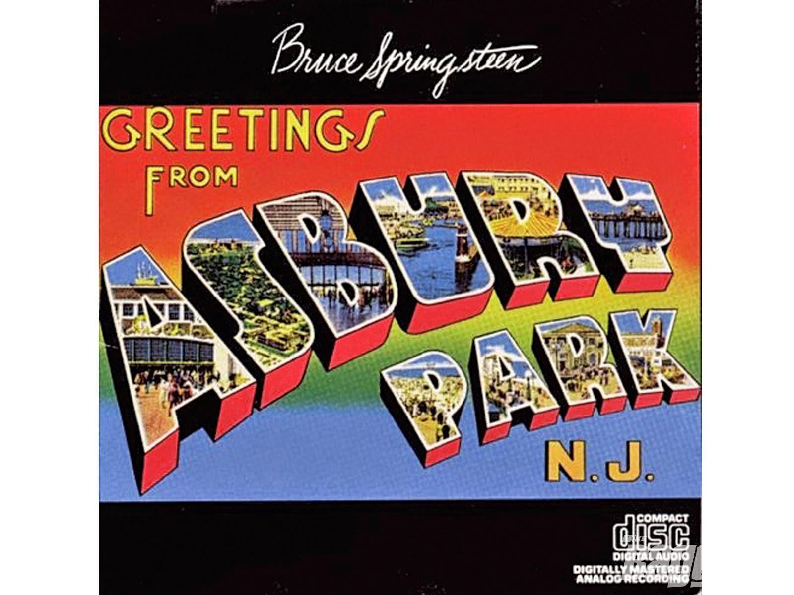 Asbury Park Bruce Springsteen Tour