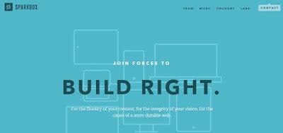 Website Flat Design 6