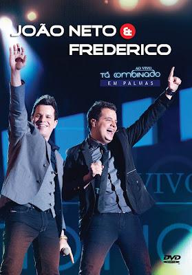João Neto e Frederico - Tá Combinado Ao Vivo Em Palmas - DVDRip