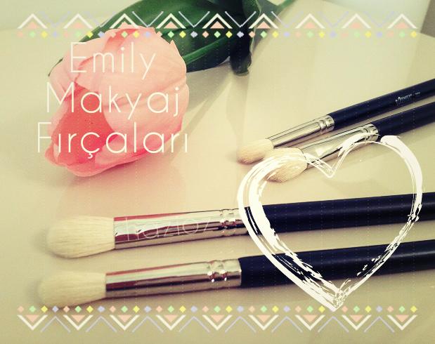 Emily Makyaj Fırçaları