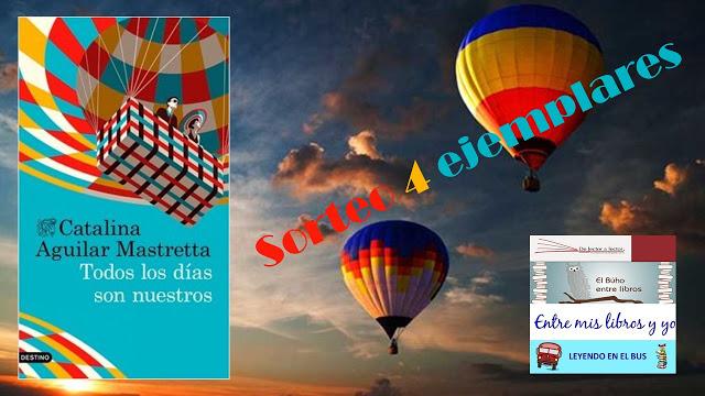 SORTEO CONJUNTO DE TODOS LOS DÍAS SON NUESTROS (CATALINA AGUILAR MASTRETTA)