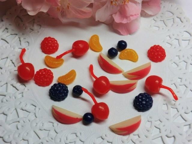 Frutas para decorar