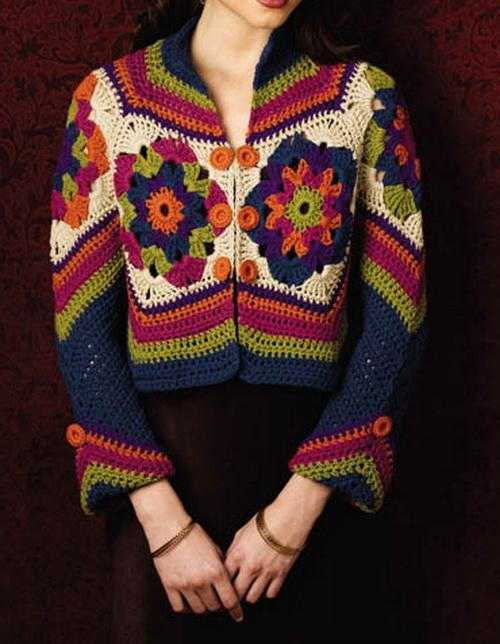 Crochet Sweaters: Women's Sweaters - Crochet Sweaters - Beautiful ...