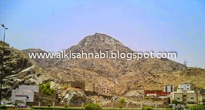 Malaikat Jibril dan 12,000 Malaikat menemui Rasulullah di Bukit Qubais