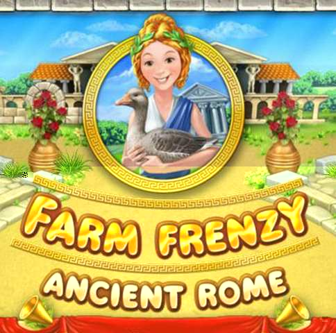 Скачайте Веселая ферма. Древний Рим и помогите устроить семейн
