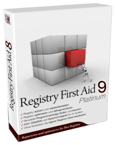 Registry First Aid Platinum - Registry First Aid 9 ( Kampanya )