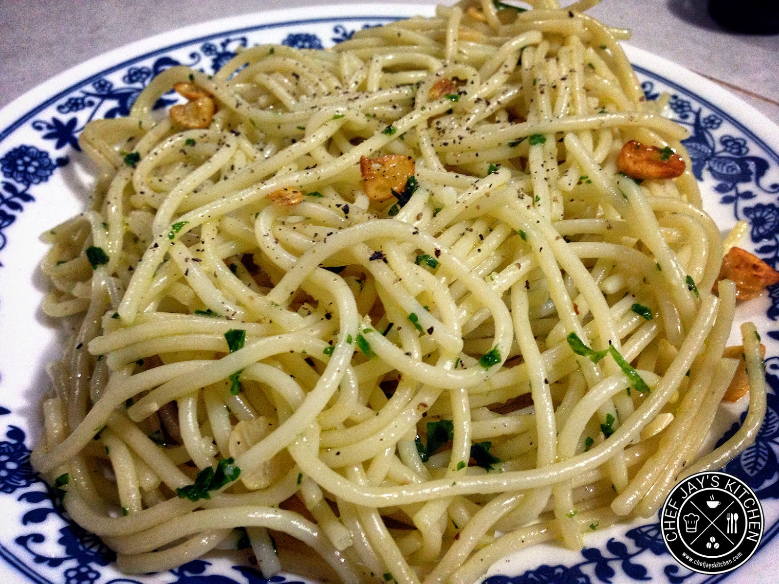 Three Simple Steps to Cook Delicious Spaghetti Aglio E Olio