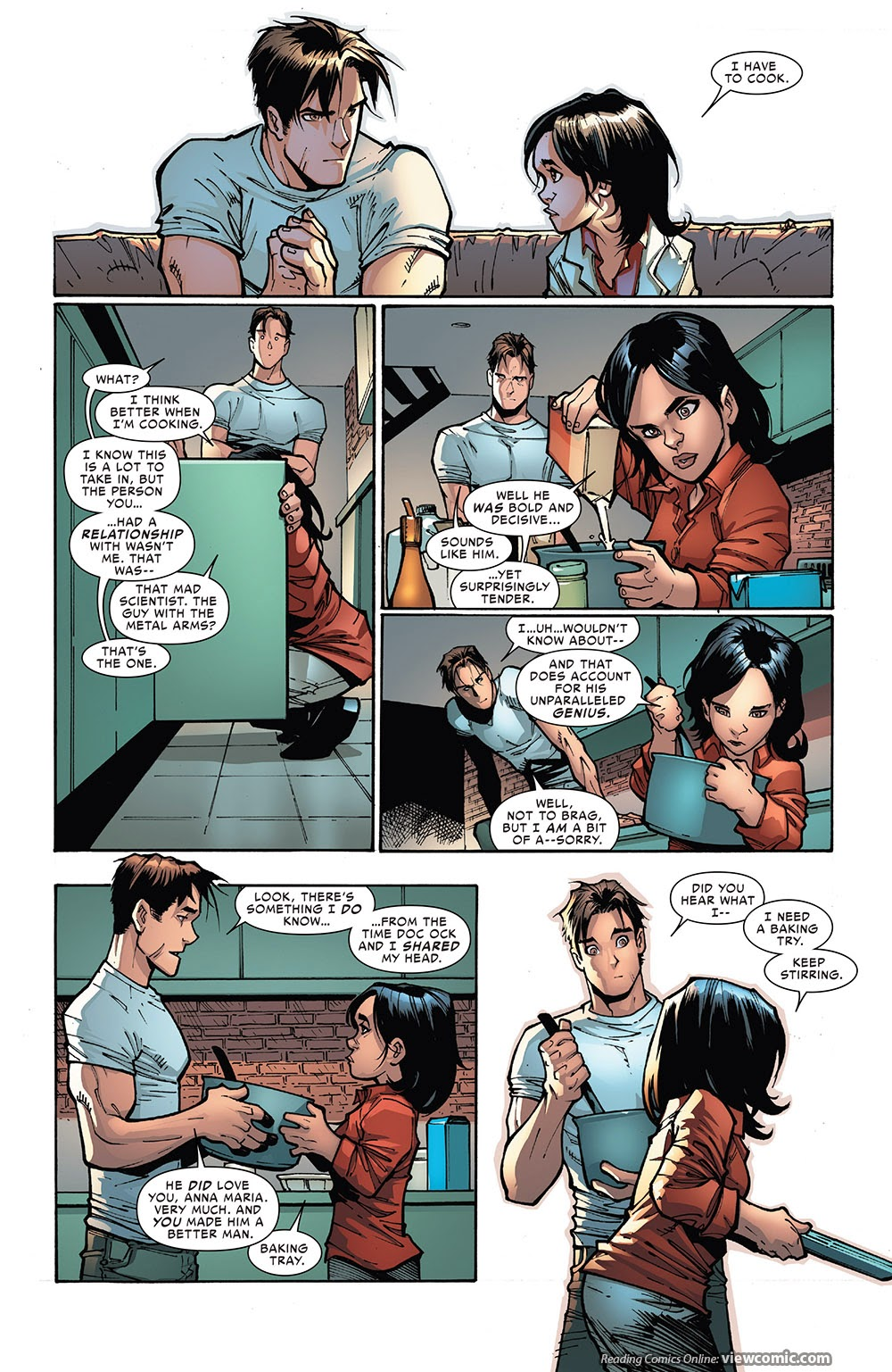 Amazing spider man v3 002 2014 vietcomic net reading comics online