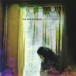 THE WAR ON DRUGS - Lost in the dream - LOS MEJORES DISCOS DEL 2014