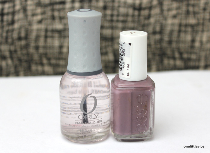 one little vice beauty blog: a mini manicure pedicure pamper routine