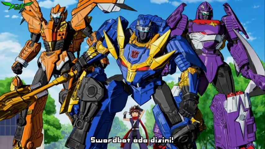 Download Zoids Chaotic Century Sub Indo Complete