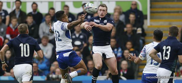 Escocia Rugby