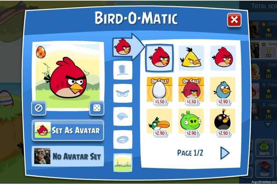 Angry Birds Complete Golden Eggs Guide | Find All 30 ...