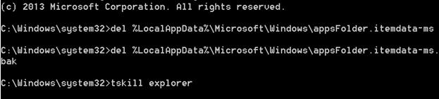 Hướng dẫn reset start screen trong Windows 8.1