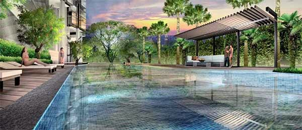 Cityscape Pool