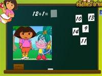 Permainan Dora Berhitung