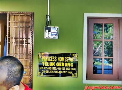homestay murah
