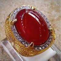 Batu Akik Red Raflesia