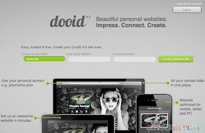 dooid Top 9 Websites to Make Free Online Business Cards