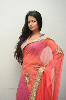Bhavya Sri  Pictures in half saree 002.jpg