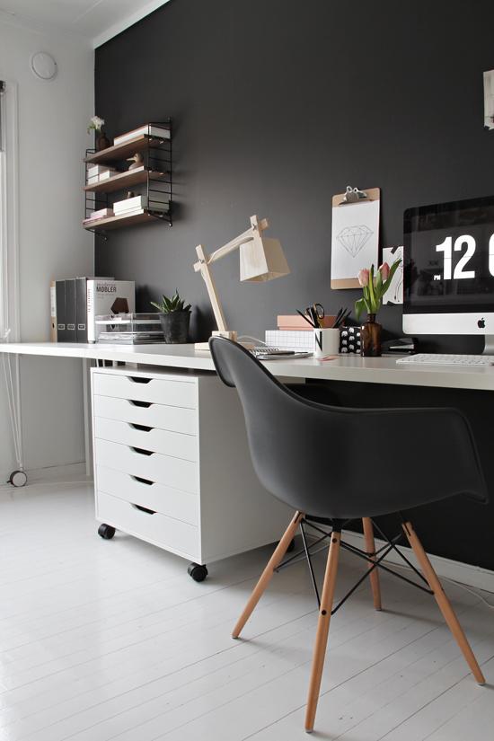 Mi rinc n de sue os decorar un despacho - Decorar un despacho en casa ...