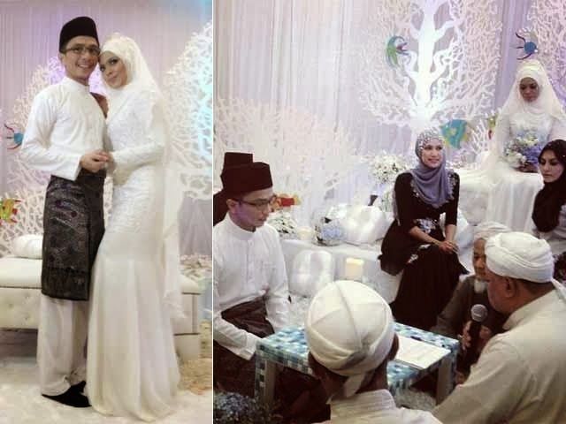 Farawahida, Abdul Shukor Sah Bergelar Suami Isteri