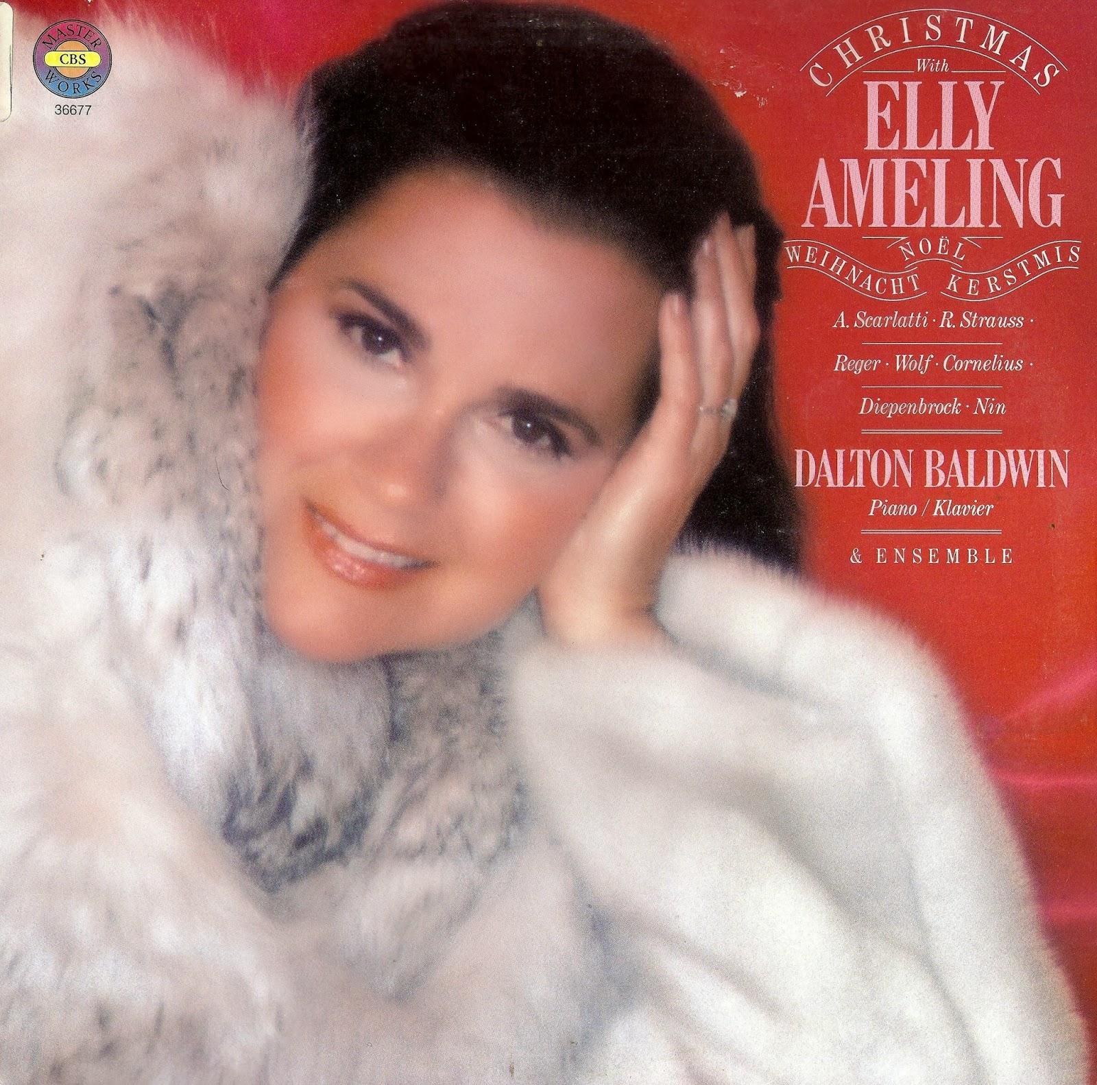 Daniela Florez Christmas Elly ameling - christmas with