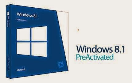 Windows 8.1 AIO 24in1 Pre-Activated x86/x6 Full Serial Key Firedrive Download