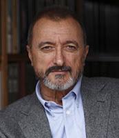 Fotografía de Arturo Pérez Reverte