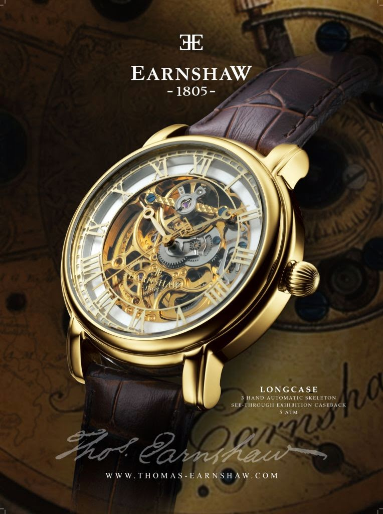 master horologer earnshaw watches longcase