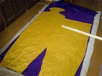 легкий самодельный спальник кокон